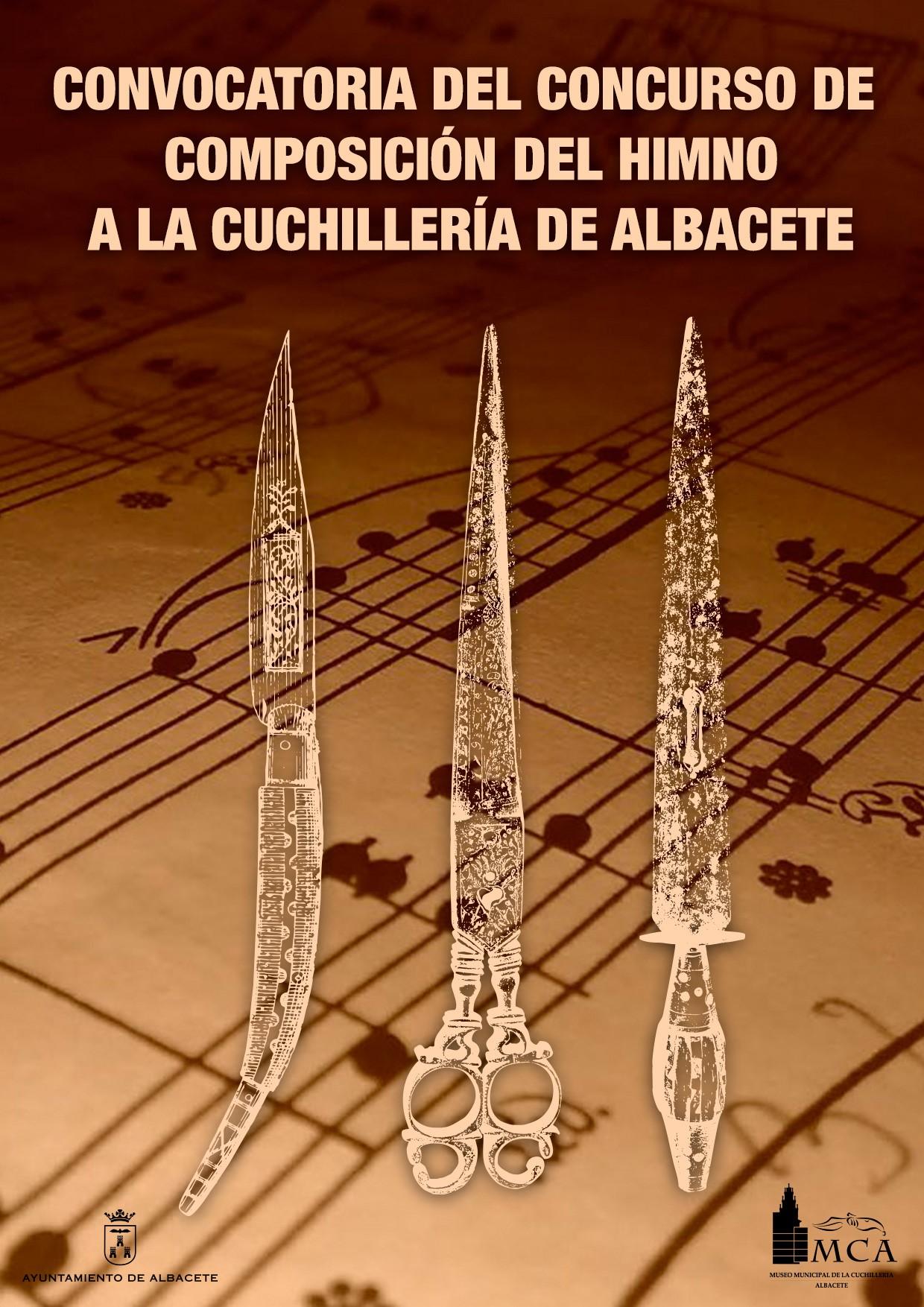 Concurso de Composición. Himno a la Cuchillería - Blog de Musikarte ...