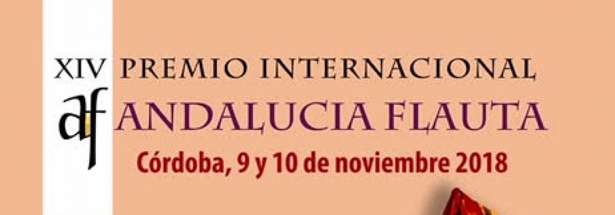 Premio Internacional ANDALUCÍA FLAUTA