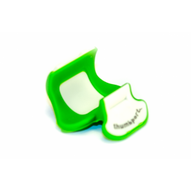 Apoyapulgar THUMBPORT Verde 1